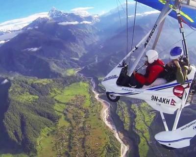 Best 5 Adventure Activities in Nepal