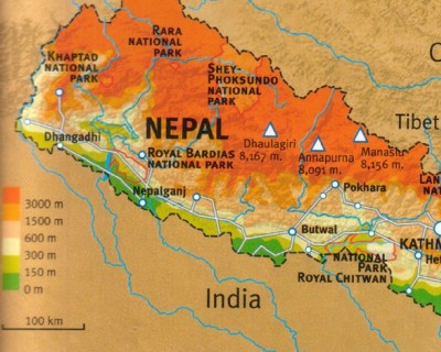 Geography of Nepal