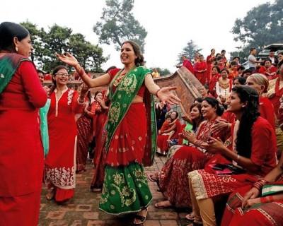 Haritalika Teej: Festival of Women