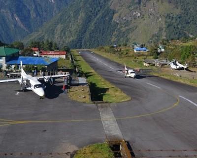 Lukla Airport, Lukla Nepal