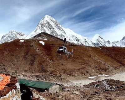 Why Everest Base Camp Trek and Return by Helicopter?