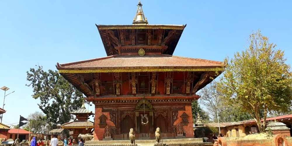 Changu Narayan, UNESCO World Heritage place in Kathmandu Valley