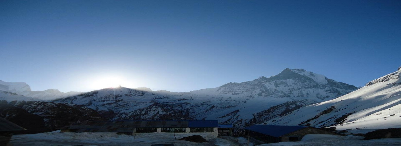 Luxury Annapurna Base Camp Trek with 5 Star Accommodation