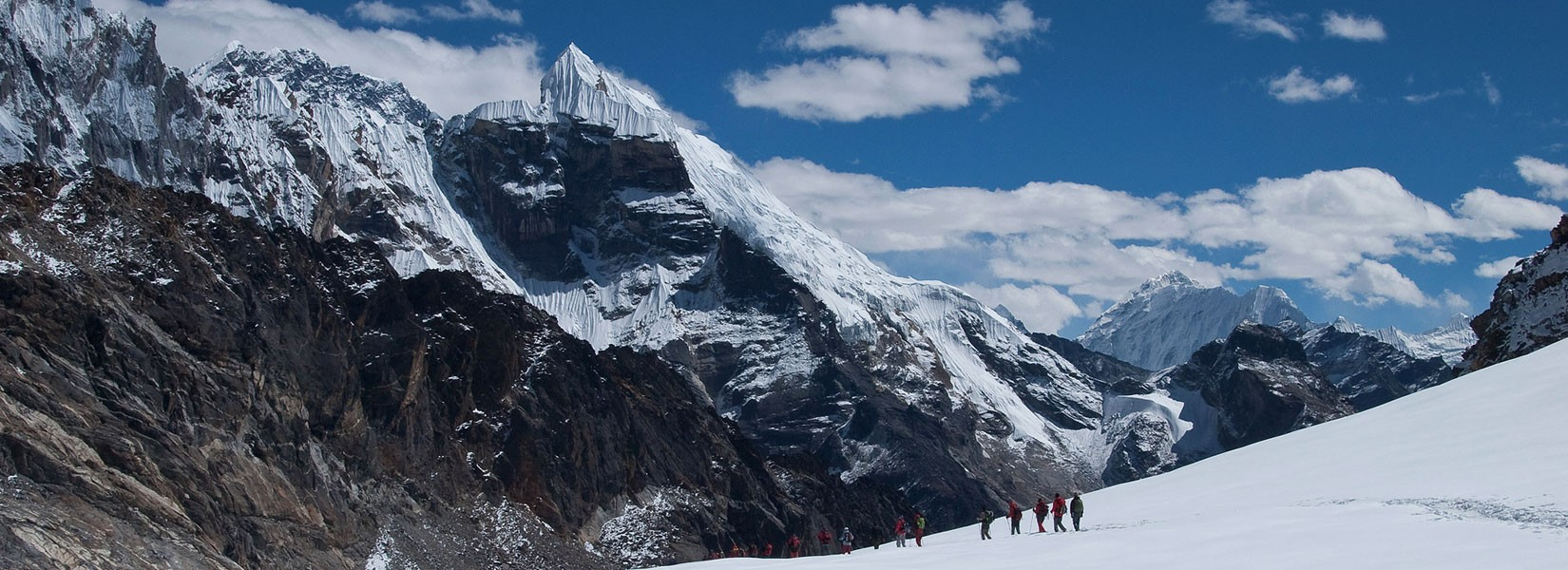 Everest Base Camp – Cho La Pass – Gokyo Ri Trek
