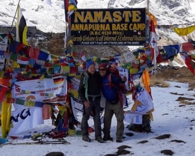 Annapurna Base Camp Trek (Budget Basis)