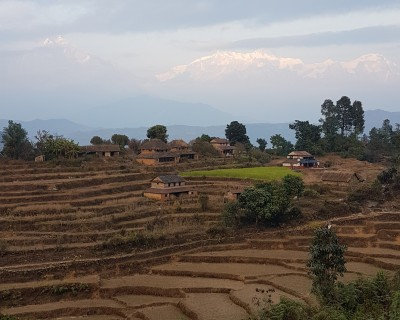 Central & Western Nepal Tour via Motorbike Ride