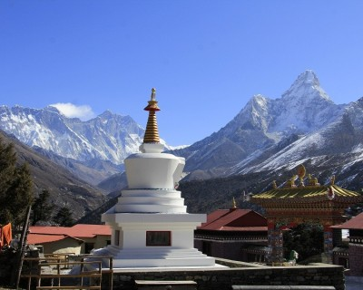 Everest Base Camp Trek with 3 Challenging Passes