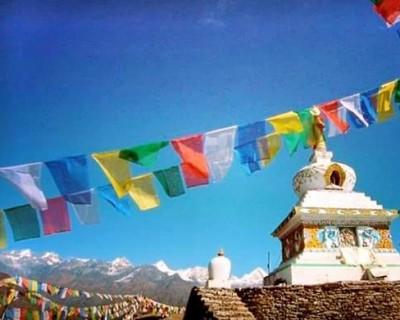 Helambu Trek in Langtang region of Nepal