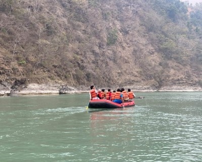 Lower Kaligandaki River Rafting & Kayaking