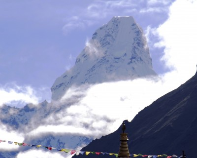Traditional Everest Base Camp Trek from Jiri